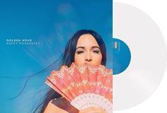 Kacey Musgraves Golden Hour(clear Vinyl) Gatefold Cover With Download