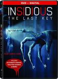 Insidious The Last Key Whannell Sampson Shaye DVD Pg13