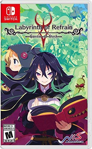 Nintendo Switch Labyrinth Of Refrain Coven Of Dusk