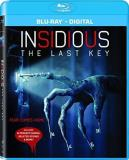 Insidious The Last Key Whannell Sampson Shaye Blu Ray Dc Pg13
