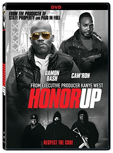Honor Up Dash Cam'ron DVD R