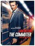 The Commuter Neeson Farmiga DVD Pg13