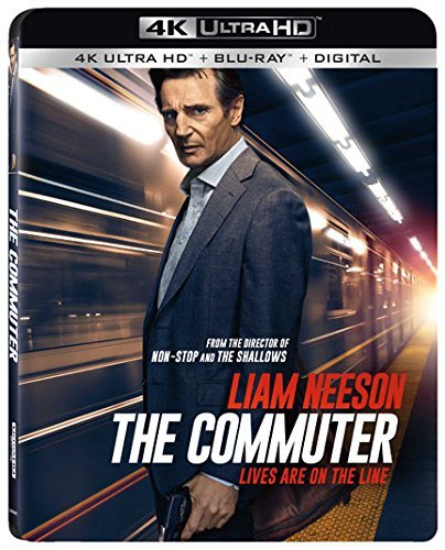The Commuter Neeson Farmiga 4k Pg13