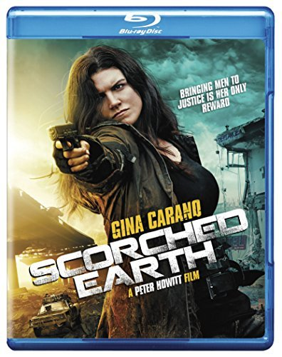 Scorched Earth Carano Hannah Blu Ray R
