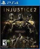 Ps4 Injustice 2 Legendary Edition