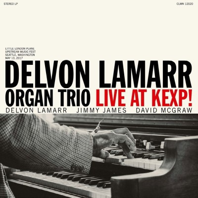 Image result for Delvon Lamarr Organ Trio – Live at KEXP