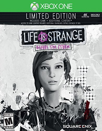 Xbox One Life Is Strange Before The Storm Ltd Ed