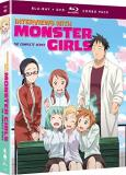 Interview With Monster Girls The Complete Series Blu Ray DVD