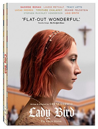 Lady Bird Ronan Metcalf Letts DVD R