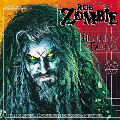 Rob Zombie Hellbilly Deluxe Lp