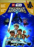 Lego Star Wars The Freemaker Adventures Season 2 DVD