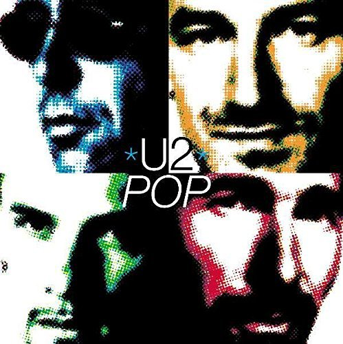 U2 Pop Remastered 2017 2lp