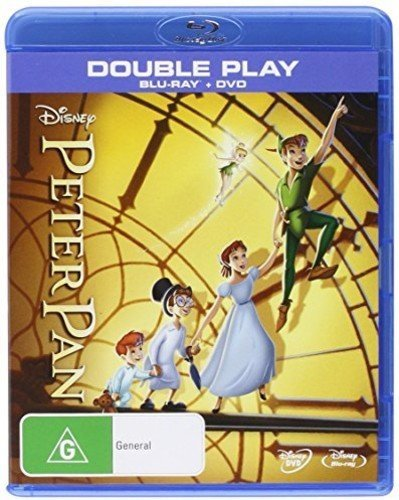 Peter Pan Peter Pan Import Aus Incl. DVD
