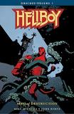 Mike Mignola Hellboy Omnibus Volume 1 Seed Of Destruction
