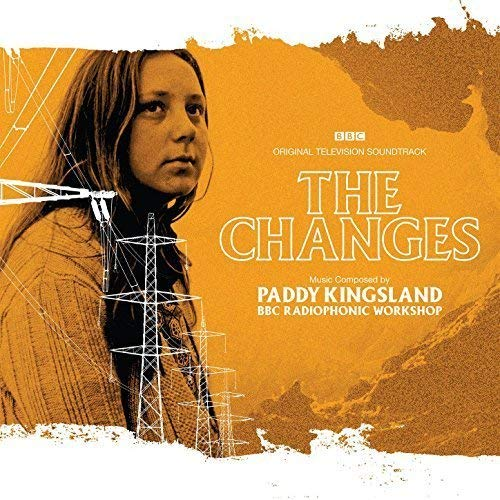 The Changes Soundtrack Paddy Kingsland 2lp