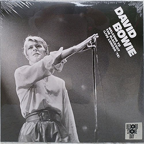 David Bowie Welcome To The Blackout (live London '78) 3lp Rsd 2018 Exclusive