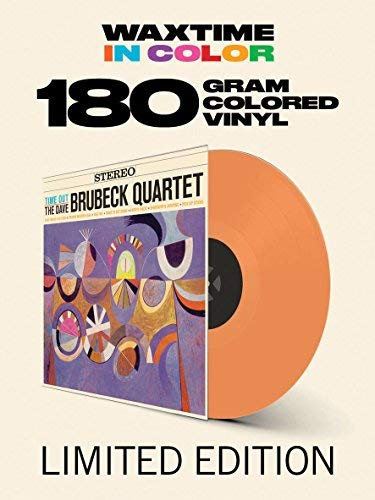 Dave Brubeck Time Out (solid Orange) Lp