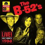 B 52's Rock N' Rockets Live Lp(x2)