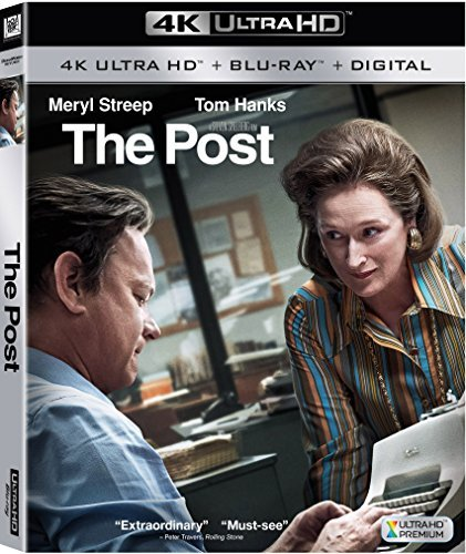 The Post Streep Hanks 4k Pg13