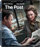 The Post Streep Hanks Blu Ray DVD Dc Pg13