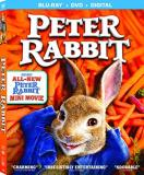 Peter Rabbit (2018) Peter Rabbit (2018) Blu Ray DVD Dc Pg