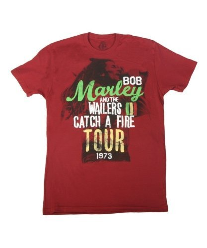 Bob Marley Catch A Fire Pgd404 Catch A Fire Men Sml