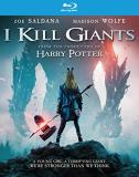 I Kill Giants Wolfe Saldana Poots Blu Ray Nr