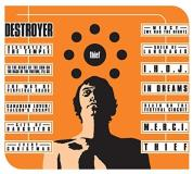 Destroyer Thief (orange Vinyl)