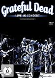 Grateful Dead Live In Concert Television Broadcasts DVD
