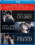Fifty Shades Collection Blu Ray Nr