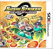 Nintendo 3ds Sushi Striker The Way Of The Sushido
