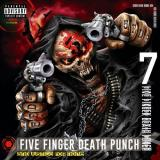 Five Finger Death Punch And Justice For None (deluxe Edition) Explicit Version
