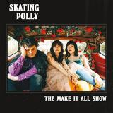 Skating Polly The Make It All Show (baby Pink W Red Splatter Vinyl)