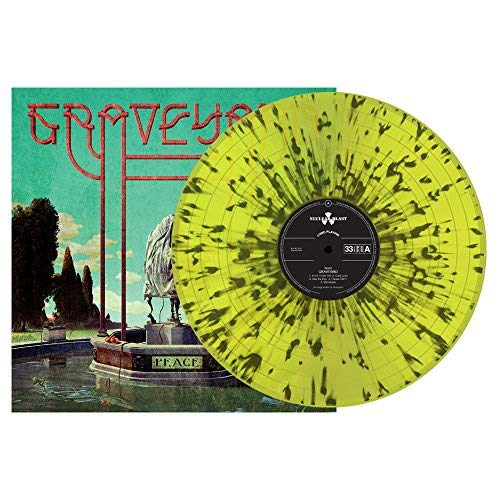Graveyard Peace (indie Exclusive Yellow W Black Splatter Vinyl) Limited To 500 Worldwide