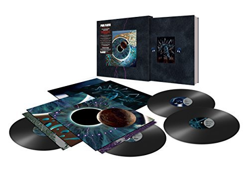 Pink Floyd Pulse (live) 4lp With 52 Page Book