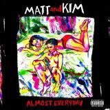 Matt & Kim Almost Everyday Red Vinyl