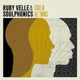 Ruby Velle & The Soulphonics State Of All Things Color Vinyl W Download Card