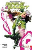 Kelly Thompson Rogue & Gambit Ring Of Fire