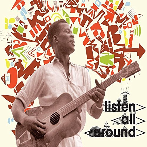 Hugh Tracey Listen All Around The Golden Age Of Central & East African Music 2cd Book