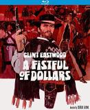A Fistful Of Dollars Eastwood Koch Volonte Blu Ray R