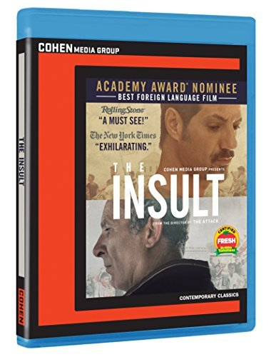 The Insult Insult Blu Ray R