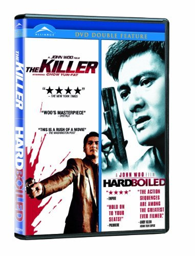 The Killer Hard Boiled Double Feature Ws