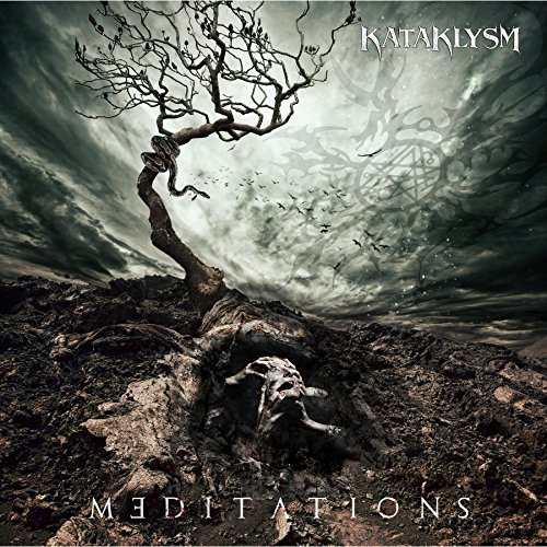Kataklysm Meditations Clear W Black Splatter Vinyl