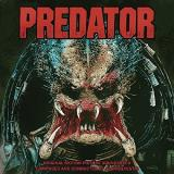 Predator Original Motion Picture Soundtrack Blood Red & Predator Dreads Blue Splatter Vinyl Edition Limited