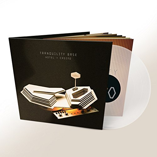 Arctic Monkeys Tranquility Base Hotel & Casino (clear Vinyl) Includes Download