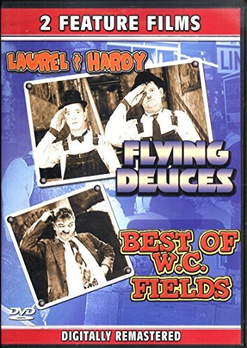 2 Feature Flims Laurel & Hardy Flying Deuces