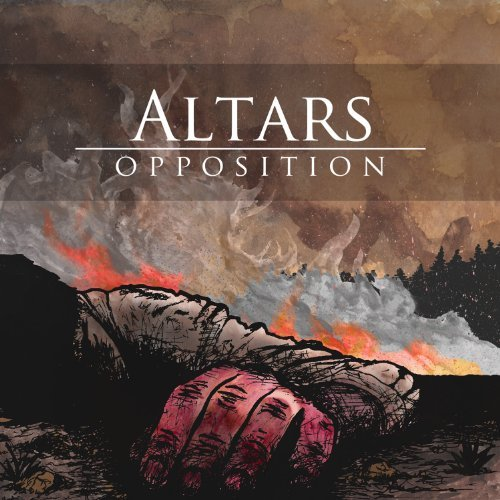 Altars Opposition Digipak
