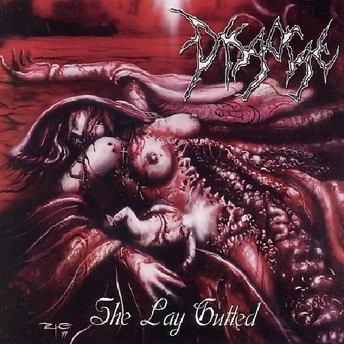 Disgorge She Lay Gutted