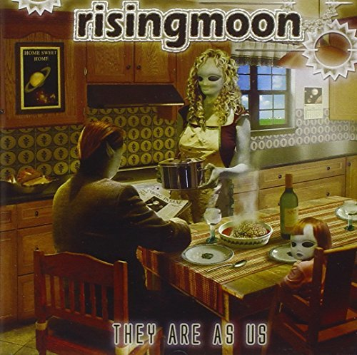 Rising Moon They Are As Us