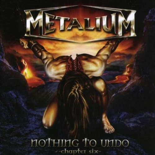Metalium Nothing To Undo Chapter Six